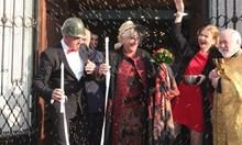 Лора Виденлиева, изоставена като бебе пред чужда врата, се омъжи за четвърти път