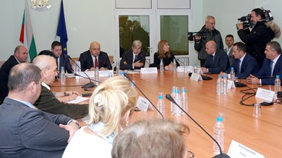 Кръгла маса с всички заинтересовани по темата се проведе в понеделник СНИМКА: Десислава Кулелиева