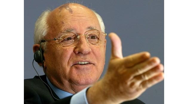 Михаил Горбачов: Не съм заповядал да потулят Чернобил