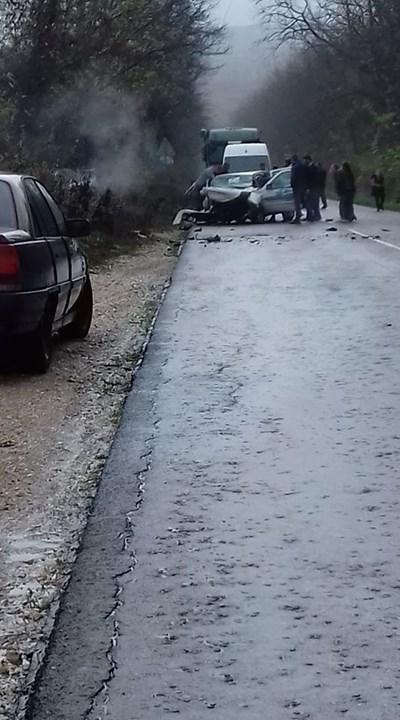 Двама са загинали при катастрофа по пътя Силистра-Русе