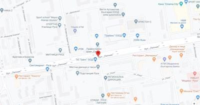 Карта: Гугъл стрийт вю