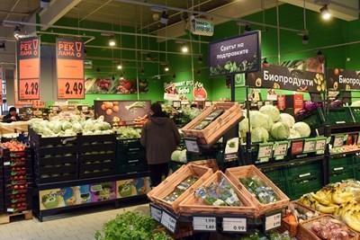 50% от храните в магазините да са български - това предвижда подготвено постановление, което трябва да приеме правителството.