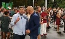 Христо Иванов за клипа: Нямам представа коя мутра с коя друга е разговаряла (Видео)