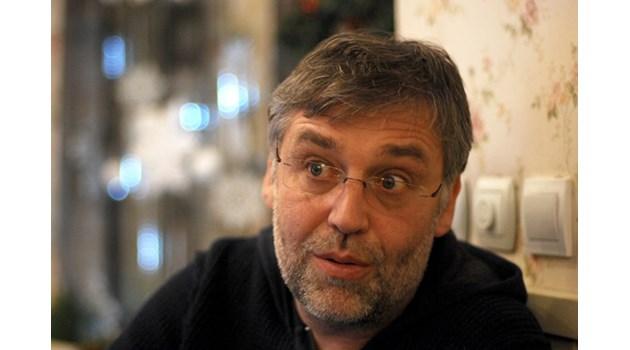 Виктор Божинов: Високомерието на българския кинаджия е огромно. Не го одобрявам