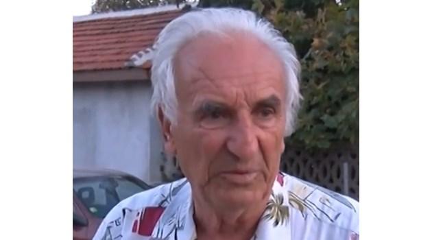 Бащата на Румен Радев за катастрофата: Нелеп инцидент, не чувствам вина (Видео)
