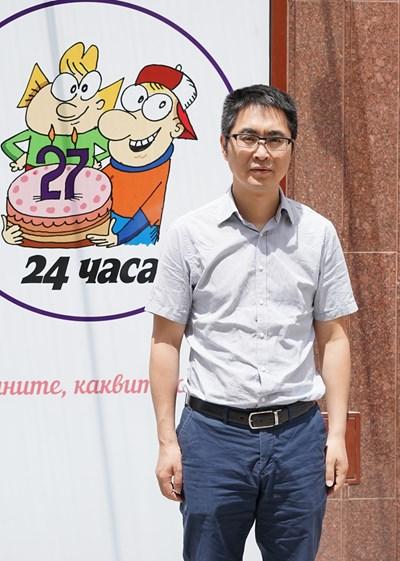 Ту Сюесон Снимка Десислава Кулелиева