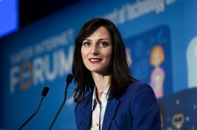 Мария Габриел СНИМКА: Европейски съюз, 2019