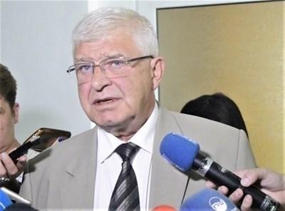Министърът на здравеопазването Кирил Ананиев СНИМКА: Архив