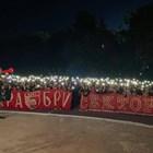 Феновете гледаха мача с БАТЕ от Лятната естрада