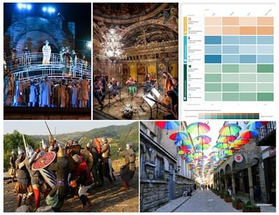 Велико Търново с висока оценка от ЕК за възможностите за култура, творчество и образование