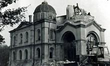 Комунистите превърнаха в свинарник храма, в който е пял Левски
