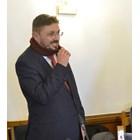 Кирил Вълчев преди изслушването в медийната комисия в парламента