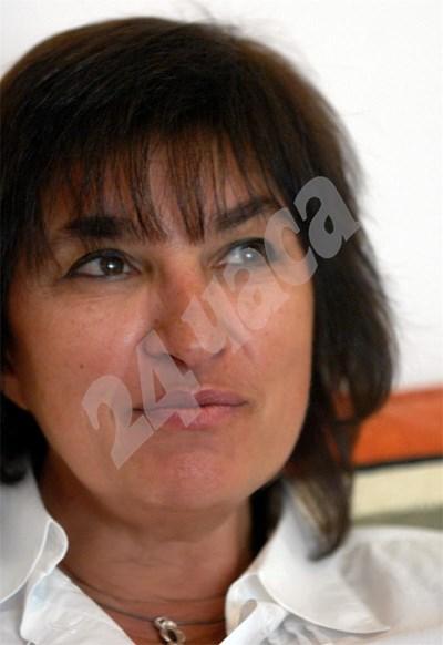 Сестрата на премиера Борисов - д-р Иванова, е неонатолог. СНИМКА: 24 часа