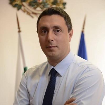 Кметът на Царево Георги Лапчев СНИМКА: фейсбук/sirLapchev