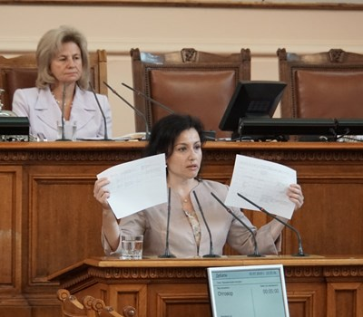 Десислава Танева Снимки: Десислава Кулелиева
