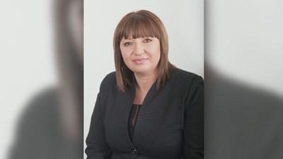 Анна Александрова, председател на правната комисия на парламента