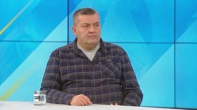 Д-р Сергей Иванов КАДЪР: БНТ