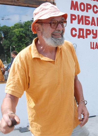 Дончо Папазов СНИМКА: Елена Фотева