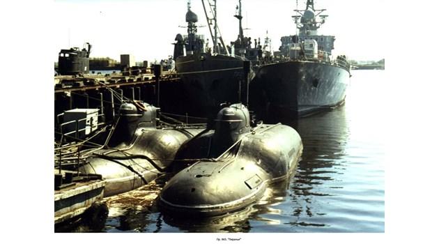 """Русия в проект """"Пираня"""": миниподводници в Черно море"""