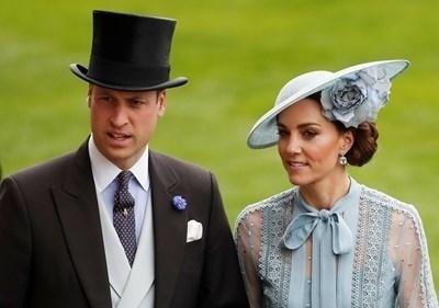 Принц Уилям и Кейт Мидълтън СНИМКА: Ройтерс