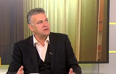Валентин Николов Кадър: Нова телевизия