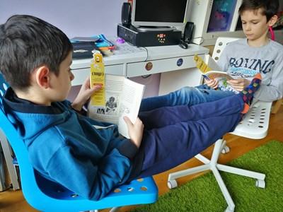 """Децата откриват магията на четенето чрез онлайн приекта """"Книжовище"""""""