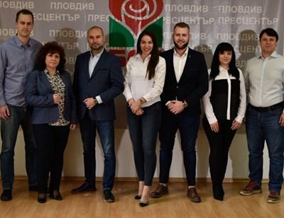 Хората на Георги Гергов ще работят за победата на БСП в Пловдив на изборите.