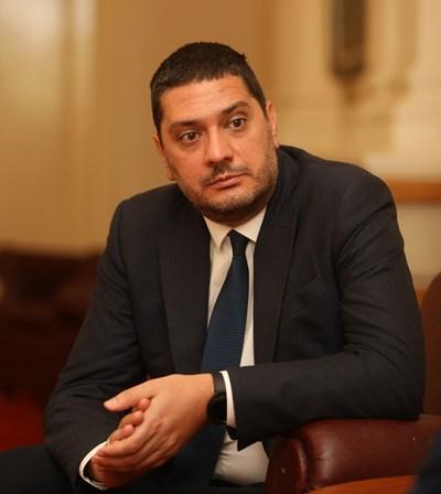 Христо Гаджев - депутат от ГЕРБ-СДС