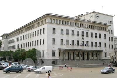 БНБ издава лицензи на банките, които искат да работят у нас. СНИМКА: 24 часа