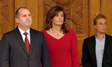Скандал: Деси Радева по конституция няма право на мерцедес със специален режим