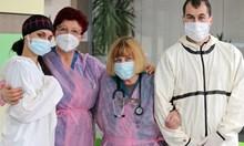 Бялата армия срещу COVID: В болницата не говорим за клинични пътеки, а за човещина