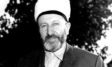 Култов ислямист, бил се за нацисти, роден в България. Казвал, че Хитлер тайно бил мюсюлманин
