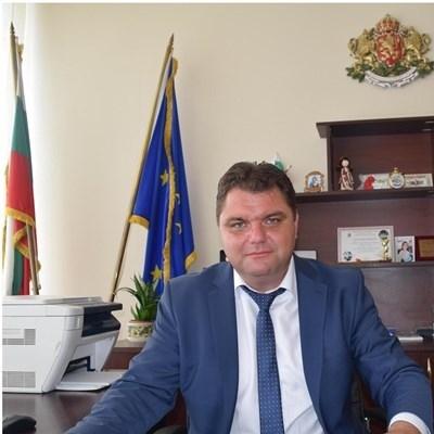 Областният управител на Монтана Росен Белчев