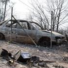 Изгоряла кола Снимка: Архив
