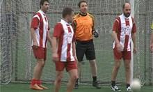 Църквата с футболен отбор