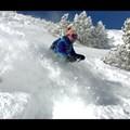 265 см натрупа в Рила! Виж каране в дълбок сняг на Маркуджик