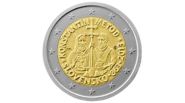 Тъжно е, че има словашко, а не българско евро със светите братя