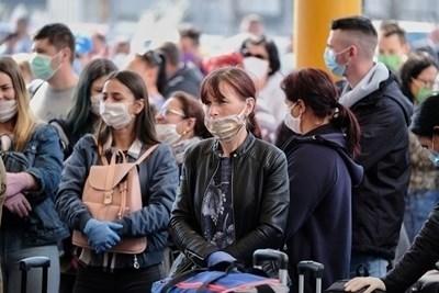 Рекордно е увеличаването на новозаразените с коронавирус за вчерашното денонощие в Израел - 1758 случая СНИМКА: Ройтерс