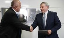 Александър Йорданов влиза в евролистата в ГЕРБ (Снимки, видео)