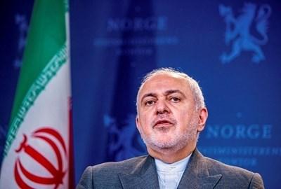 Външният министър на Иран Джавад Зариф СНИМКА: Ройтерс