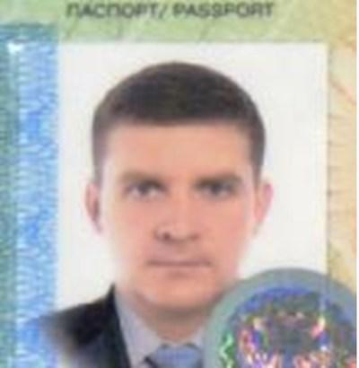 Георги Горшков, чието истинско име е Егор Гордиенко.
