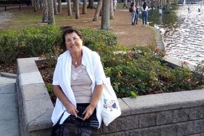 Офелия искала да се върне в България през май. СНИМКА: Семеен Архив