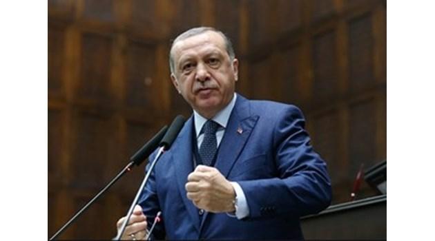 Турският близнак на Путин - Ердоган, забрани тв шоута с търсене на партньор