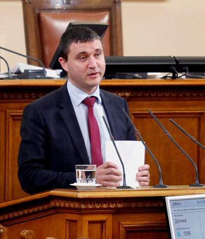 Горанов: В бюджета за 2020-а принципът е харчиш, колкото изкарваш (Обзор)