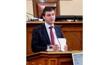Горанов: В бюджета за 2020-а принципът е харчиш, колкото изкарваш