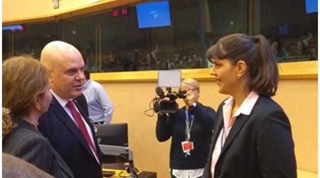 Гешев иска обща европейска стратегия срещу корупцията