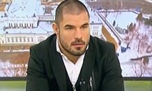 ММА боецът Валентинов: На стадиона си покрих лицето, защото беше студено