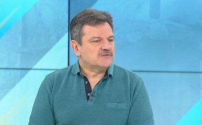 Д-р Александър Симидчиев КАДЪР: БНТ