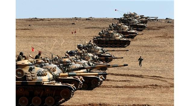Втора турска армия ще нахлуе в Сирия