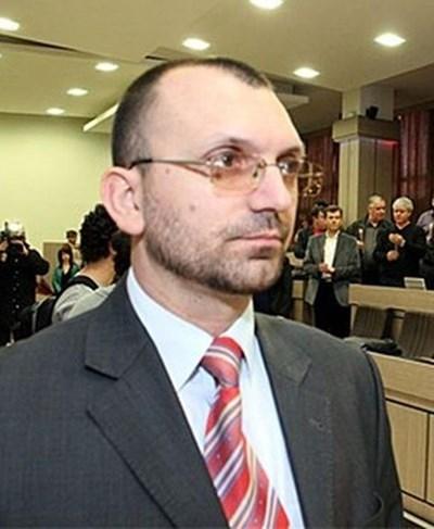Областният управител на Бургас Вълчо Чолаков Снимка: Архив